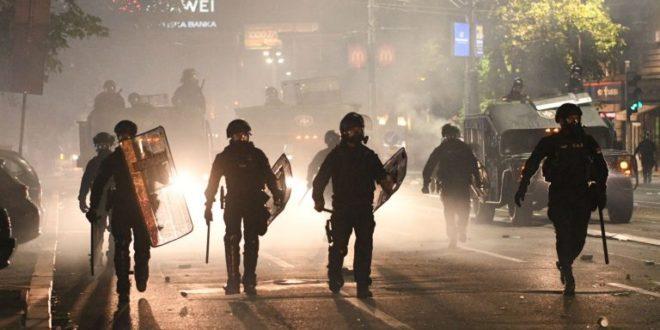 ГАЈИЋ: Суд потпуно у служби власти, на дугме слали демонстранте у затвор
