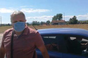 Овако је Вучићева НАРКО БАНДА која се ЛАЖНО декларише као полиција ухапсила монаха Антонија (видео)