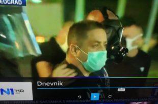 Вучић наоружао београдску и црногорску нарко мафију и пустио их да млате народ?! (видео)