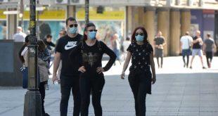 ЛУДИЛО ПОЧИЊЕ ПОНОВО У Србији ускоро обавезне маске и на отвореном при контакту!?