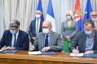 Напредњаци са Французима потписали уговор о метроу за Београд који кошта ШЕСТ МИЛИЈАРДИ ЕВРА!