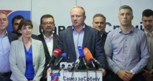 Удружена опозиција апелује на Европску комисију да укључи Србију у заједнички набавку вакцина