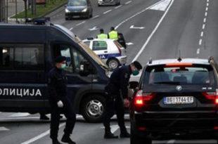 Тренутно смо најгори по броју заражених короном у региону, Вучић изгледа спрема полицијски час и закључавање!?