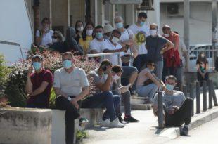 Kритично у Ужицу: Све више заражених, остали без ангио сале