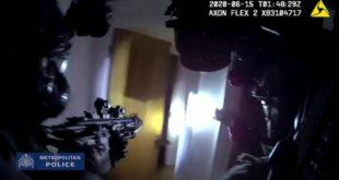 """Пад """"недодирљивих"""" у Великој Британији, ухапшено више од 700 људи, заплењене тоне дроге (видео)"""