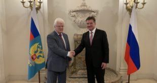 Састанак представника Русије и Лајчака: Основа за решавање косовског питања – Резолуција СБ УН 1244