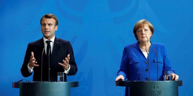 Ангела Меркел и Емануел Макрон: Пандемија коронавируса пружа шансу за нови поредак светске политике