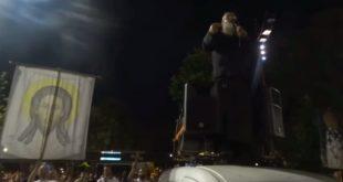 Монах Антоније: Ово је борба, борба за живот! (видео)