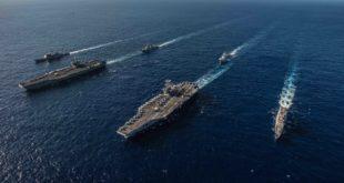 Мајк Помпео: Кина нема правни основ за своје амбиције у Јужном кинеском мору, свет неће дозволити Пекингу да третира Јужно кинеско море као своје поморско царство