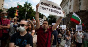 Највећи протести у Бугарској од 2013: Доста нам је корупције (видео)