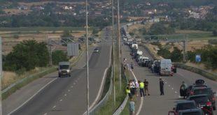 Хаос на грчкој граници