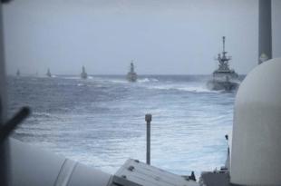 Напето у Егеју - турскa и грчкa флота одмеравају снаге