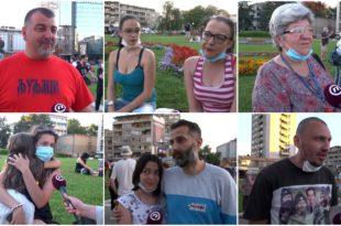 Грађани Kрагујевца: Систем мора да се мења (видео)