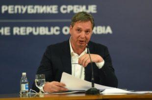 Поглавник Вучић: Биће више Хрвата на власти у Србији