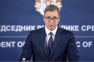 ВУЧИЋ: Вакцинисаћемо народ крајем децембра!