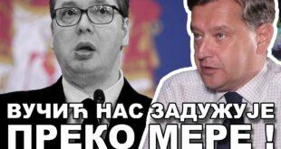EKСПЕРТ УПОЗОРИО СРБИЈУ: Следи банкрот државе и глад, једино овако можете да се припремите (ВИДЕО)