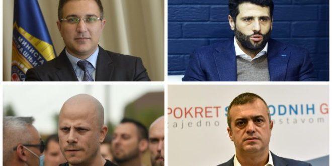 Министар Стефановић помогао Бихалију, Шапић ПСГ да изађу на изборе