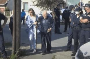 Аранђеловац: Погледајте како је Вучићев режим на улицу избацио петочлану породицу Јашовић (видео)