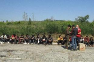 Код Неготина опет ухваћене две велике групе миграната