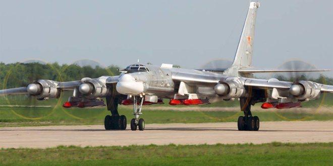 Модернизовани стратешки бомбардер Ту-95МСМ имаће осам крстарећих ракета (видео)