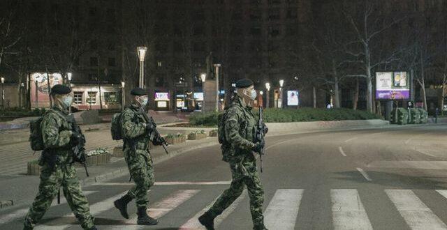 СТРОЖЕ МЕРЕ! Србија на корак од ДЕЛИМИЧНЕ ЗАБРАНЕ КРЕТАЊА