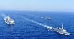 Француска и Турска пред ратним сукобом у источном Медитерану