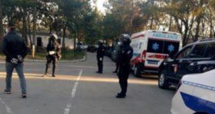 ХАОС КОД ХОРГОША Мигранти насртали на српску војску и полицију, мештани уплашени (видео)