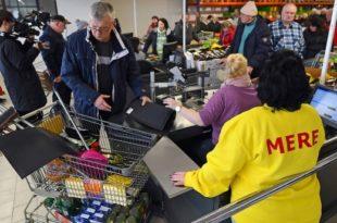 Руски трговински ланац МЕРЕ ускоро у Србији