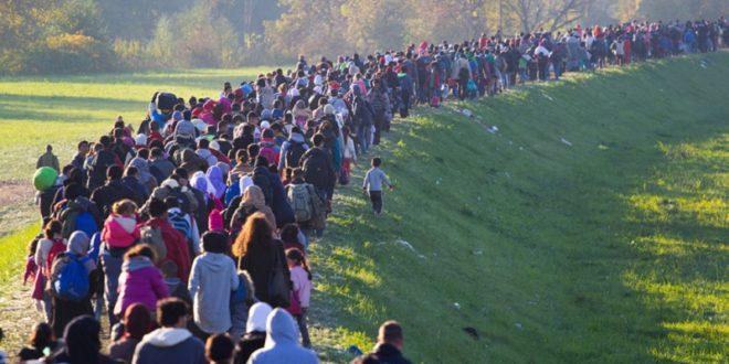 Сукоб елита и варваризација Европе