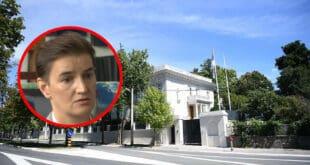 Последња олдука техничке владе: Ана Брнабић сама себи доделила реновирану виле Јованке Броз