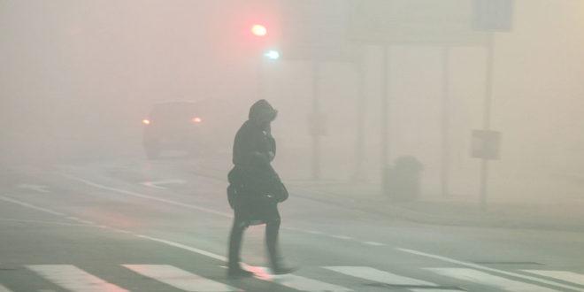 """Забрињавајући подаци """"Батута"""": Ниш загађенији од Пекинга"""