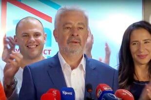 Црна Гора: Сјахао Курта, да би узјахао Мурта