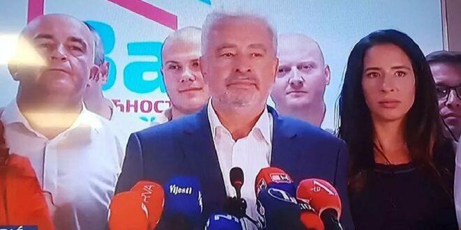 Црна Гора: ДПС и Мило Ђукановић више нису власт, опозиција исвојила већину у парламенту