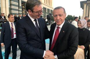 Увуци се будало Муслиманском брату Ердогану у дупе и тамо остани јер за боље и ниси!