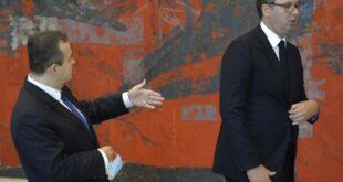 Вучић понизио Дачића у Београду: СПС-у мање места у влади