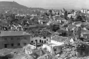 Савезнички бомбардери су на инсистирање комуниста разорили Лесковац у септембру 1944.