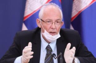 KОН: Вакцина нам неће решити проблеме, ове мере ће трајати годинама!