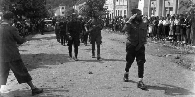 Ослобођење Лазаревца 1944. године