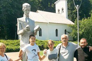 У Теслином Смиљану ни помена о Србима