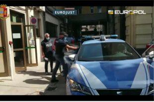 Европол разбио један од највећих шиптарских нарко фисова специјализован за шверц кокаина у Европу (видео)