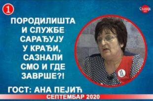 ИНТЕРВЈУ: Ана Пејић - Породилишта и службе сарађују у крађи беба, сазнали смо и где заврше?! (видео)