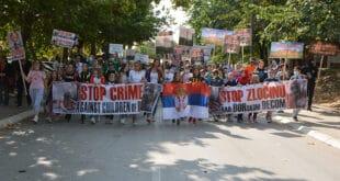 НАРОД УДИШЕ СМРТ: У Бору је одржан масовни протест против загађења (видео)