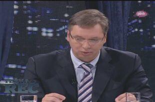 Вучић: Мигранти ће се враћати из ЕУ у Србију, живеће овде и биће успешни (видео)
