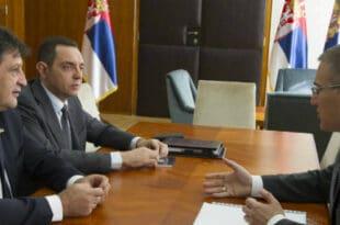 Дачић остаје министар, Вулин шеф БИА, Стефановић иде у војску а керамичар долази да води МУП