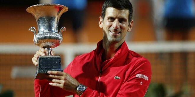 Ђоковић освојио Рим и поставио Мастерс рекорд!