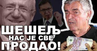 """Генерал Божидар Делић: Александар Вучић има више """"Ф"""" дијагноза! (видео)"""