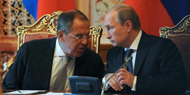 Путину и Лаврову из Москве посаветовано да руска дипломатија мање буде `биљојед`