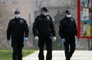 Србија као глобалистичко тоталитарно пркно! Ко не носи маску плаћа казну на лицу места