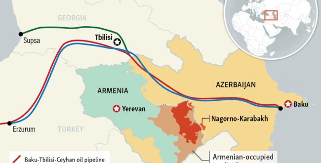 Москва: Припрема се заједничка изјава председника Русије, САД и Француске о Карабаху