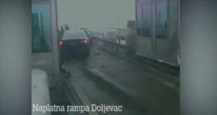 Ни суд још није видео спорна два минута видео снимка са наплатне рампе из Дољевца